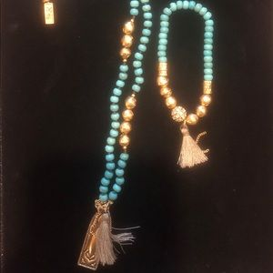Silpada necklace and bracelet set